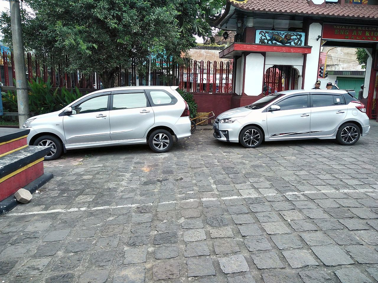 toyota yaris trd sportivo 2017 grand new avanza 1.3 g m/t 2016 file 1 5 veloz and