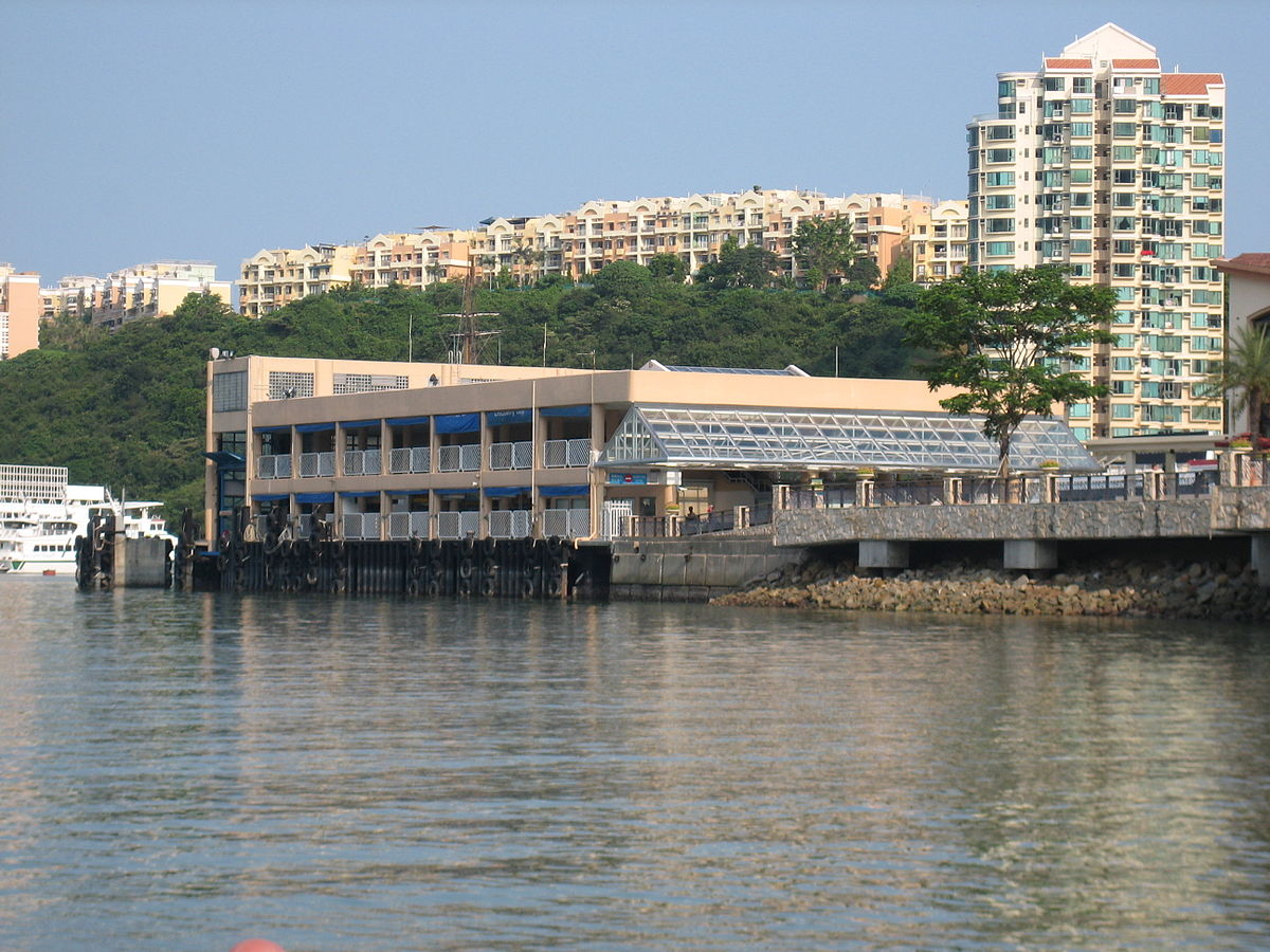 Discovery Bay Ferry Pier Wikipedia