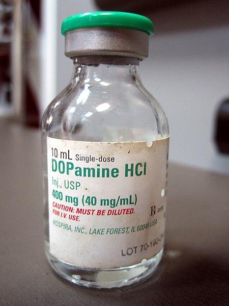 File:Dopamine HCl.JPG