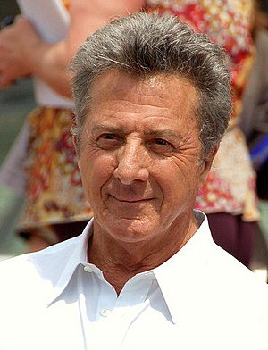 English: Dustin Hoffman at the Cannes Film Fes...
