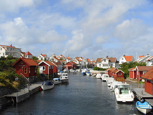 Grundsund, Västra Götaland county (Sweden)