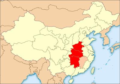 華中地區 - 維基百科,自由的百科全書