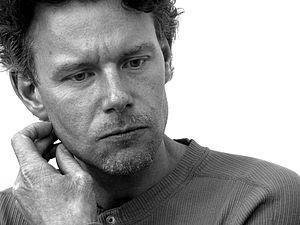 Portrait of Jan Arnald (Arne Dahl)