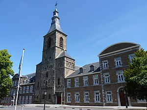 Nederlands: Kerkrade Abdijkerk Rolduc