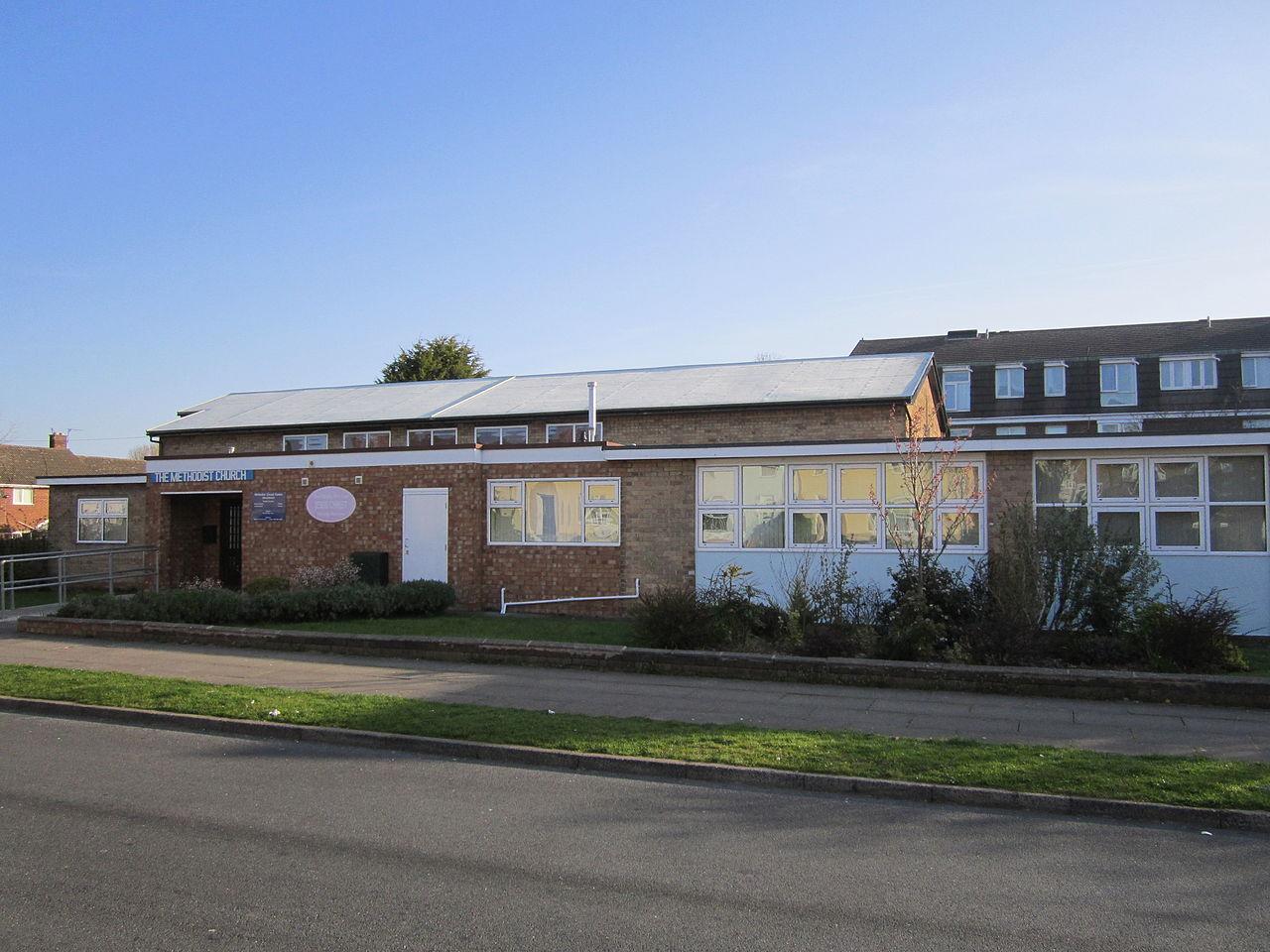 File:Methodist Church Centre. Woodchurch. Wirral.jpg - Wikimedia Commons