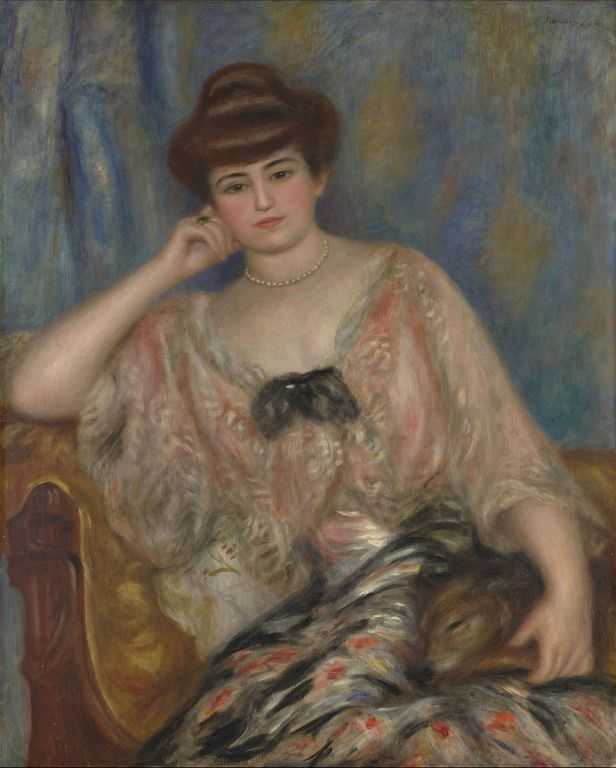 Misia renoir 1903