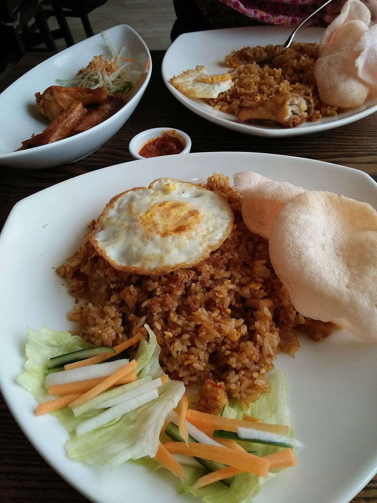 Resep Masakan India Vegetarian : resep, masakan, india, vegetarian, Goreng, Wikipedia