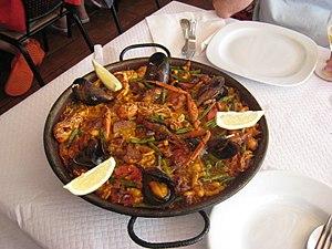 Paella Mallorca