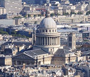 Deutsch: Paris: Panthéon English: Paris: Panthéon
