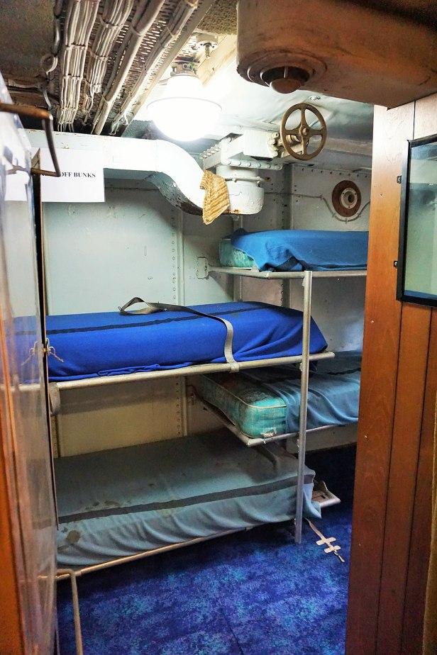 Queensland Maritime Museum - Joy of Museums - HMAS Diamantina (K377) 9