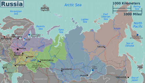 Russia Travel Guide At Wikivoyage