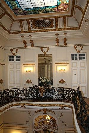 Palacio Subercaseaux  Wikipedia la enciclopedia libre