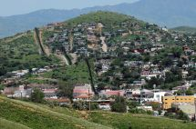 File View Of Nogales Sonora