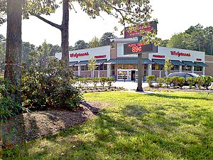 Walgreens in Little Egg Harbor, New Jersey