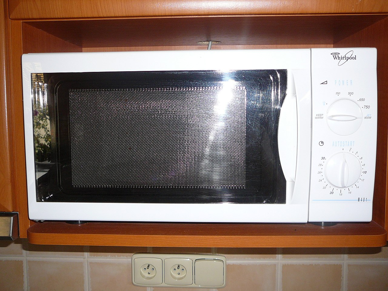 file whirlpool microwave oven m401