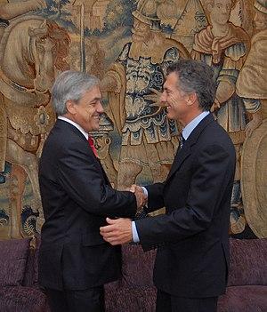 El Jefe de Gobierno porteño, Mauricio Macri, s...