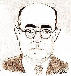 German philosopher Theodor W. Adorno, by Leand...