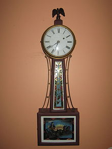 Banjo Clock Wikipedia