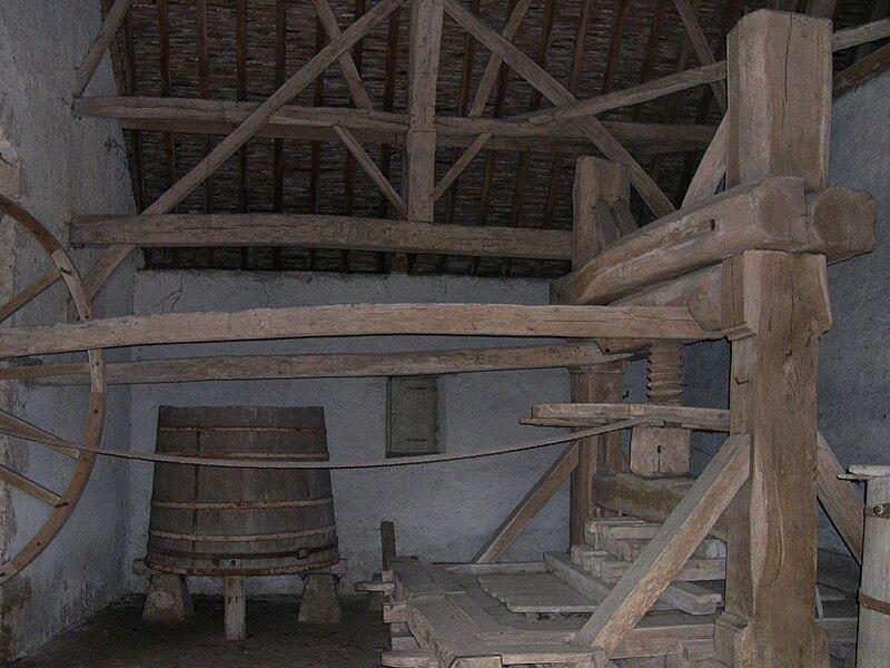 Château de Talcy Communs 01