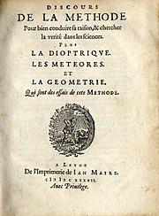 Je Pense Donc Je Suis Auteur : pense, auteur, Cogito, Wikipédia