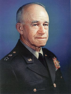 U.S. General of the Army Omar Bradley, 1st Cha...