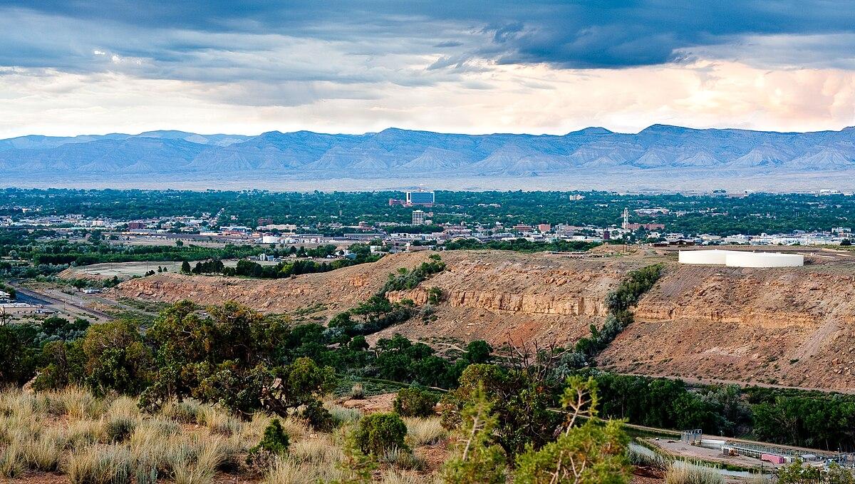 Grand Junction Colorado - Wikipedia