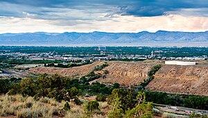 Grand Junction, Colorado skyline
