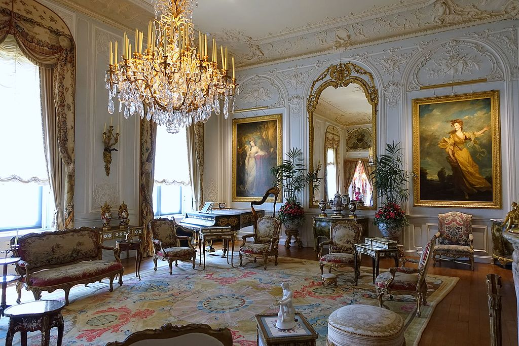 FileGrey Drawing Room  Waddesdon Manor  Buckinghamshire England  DSC07644jpg  Wikimedia