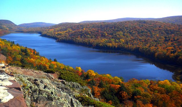 Fall Wallpaper And Screensavers For Free File Lake Of The Clouds Michigan Jpg Wikimedia Commons