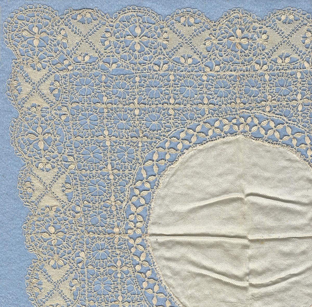Maltese lace  Wikipedia