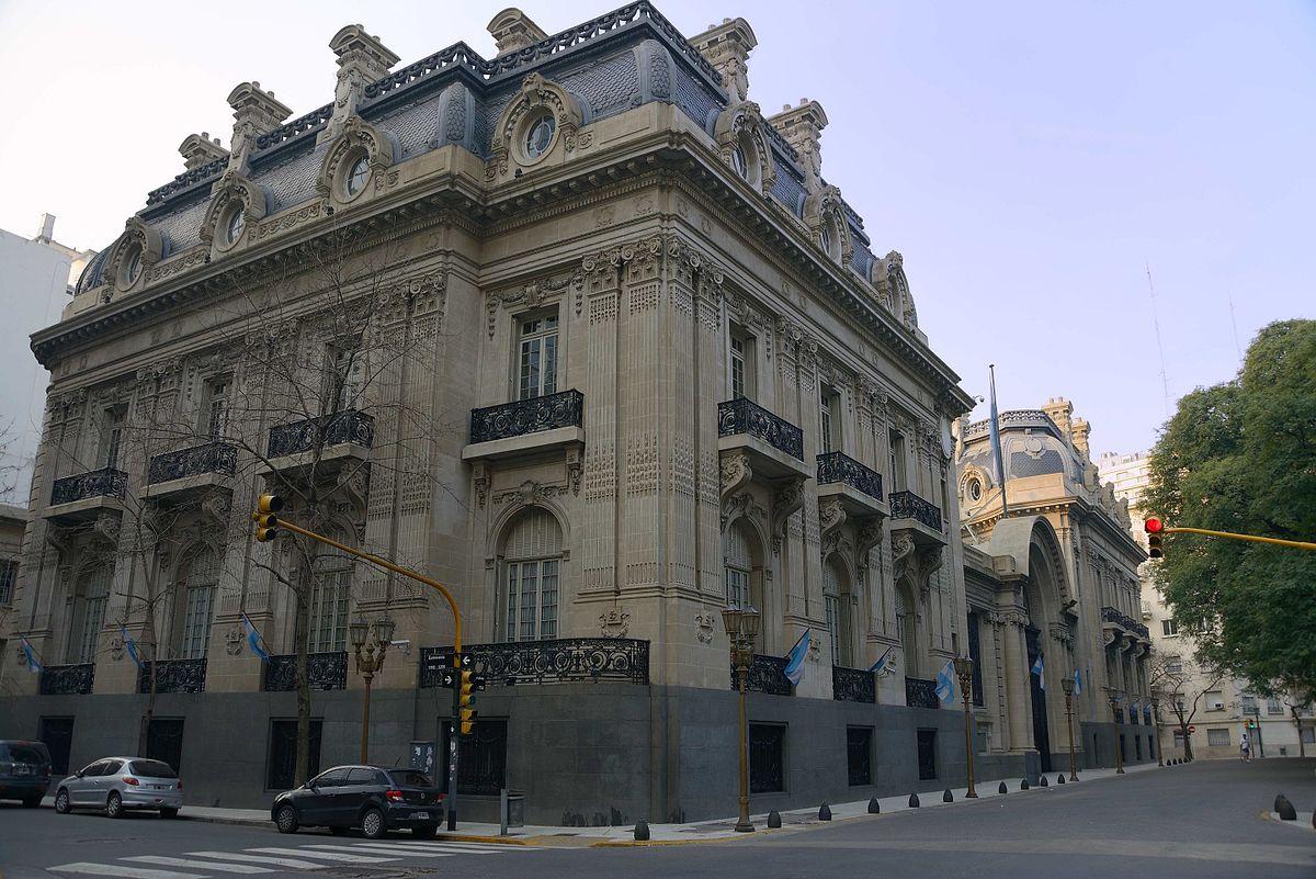 San Martn Palace  Wikipedia