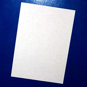 This picture shows a sheet of paper.