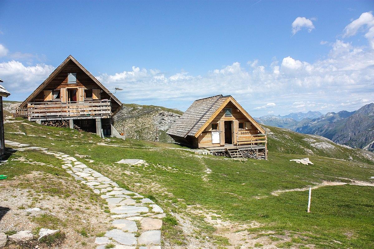 Refuge de La Valette  Wikipedia