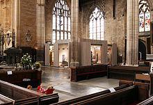 best lighting for kitchen vinyl flooring st botolph's church, boston - wikipedia