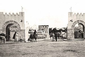 Tunis bab bnet 1914