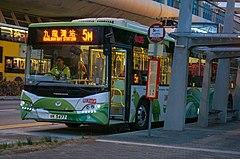 九龍巴士5M線 - 維基百科,自由的百科全書