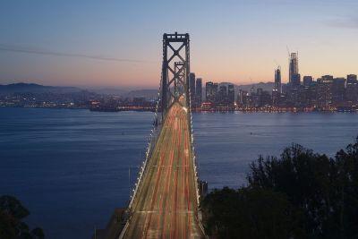 File:Western Span of the San Francisco-Oakland Bay Bridge ...