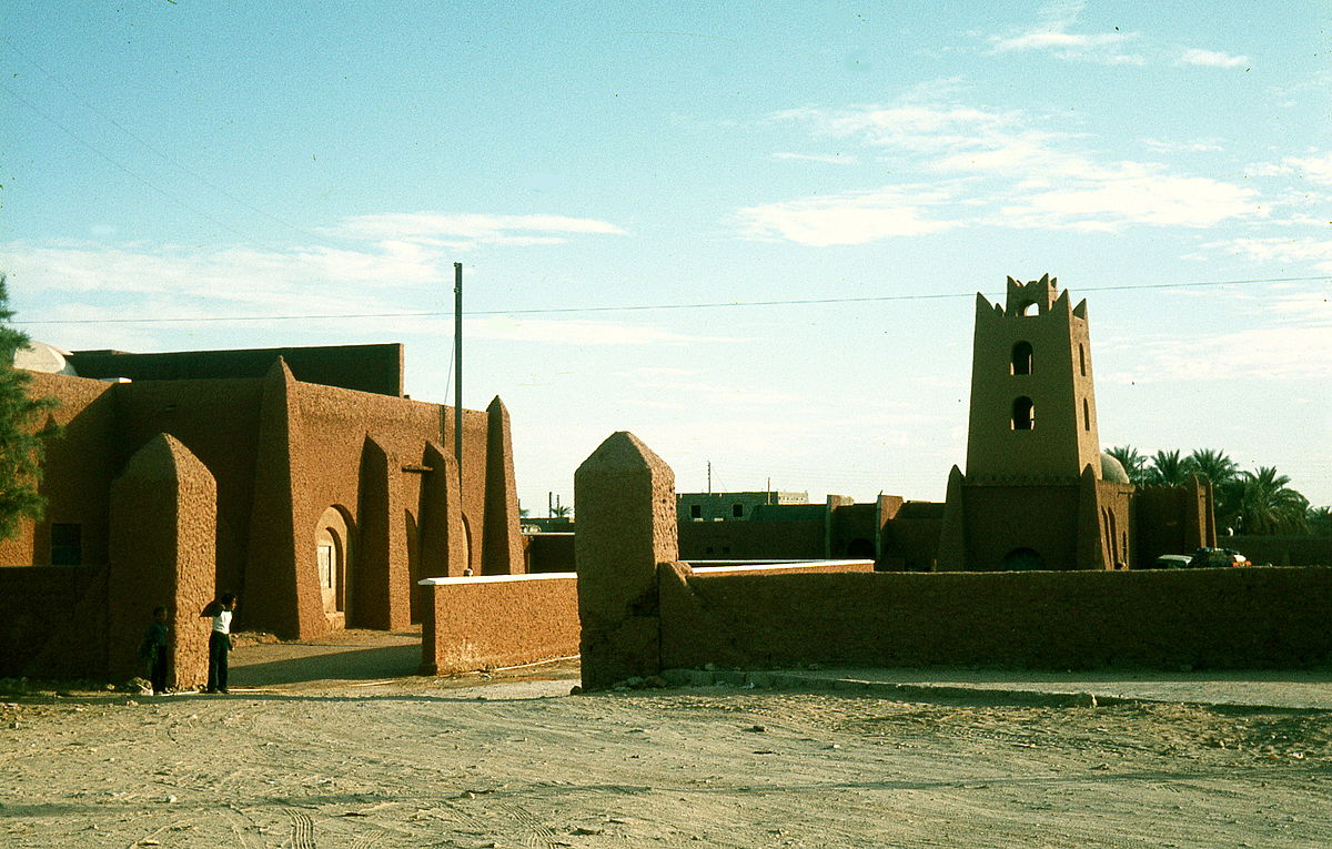 Adrar Algeria  Wikipedia
