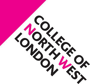 Logo for the College of North West London