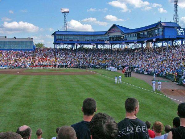 College World Series Omaha Stadium