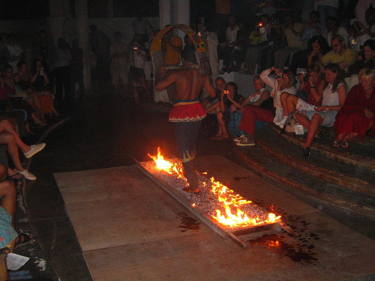 Firewalking  Wikipedia