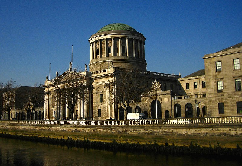 File:Four Courts, Dublin, Ireland.jpg