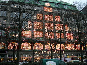 Hamburg.Alsterhaus