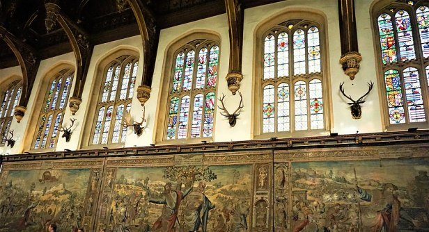 Henry VIII's Great Hall - Hampton Court Palace - Joy of Museums 2