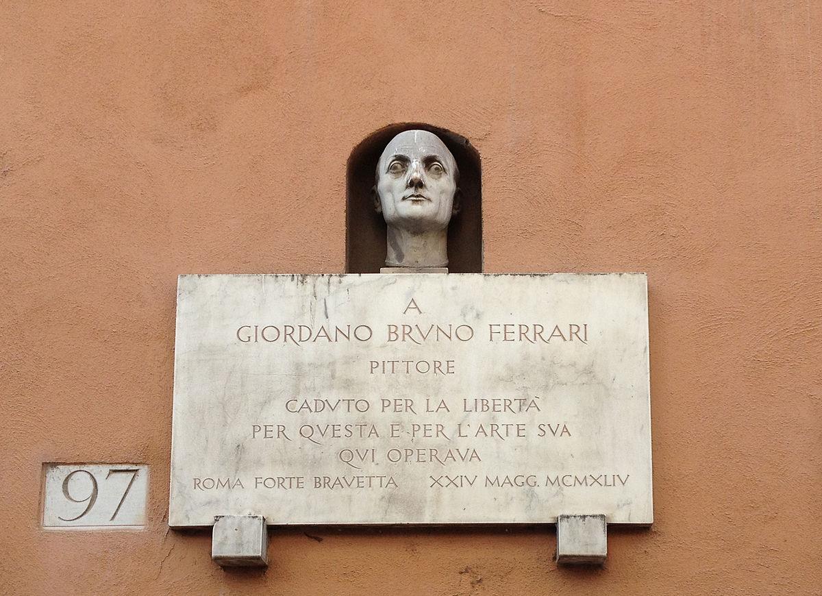 Giordano Bruno Ferrari  Wikipedia