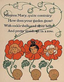 Mary. Mary. Quite Contrary - Wikipedia