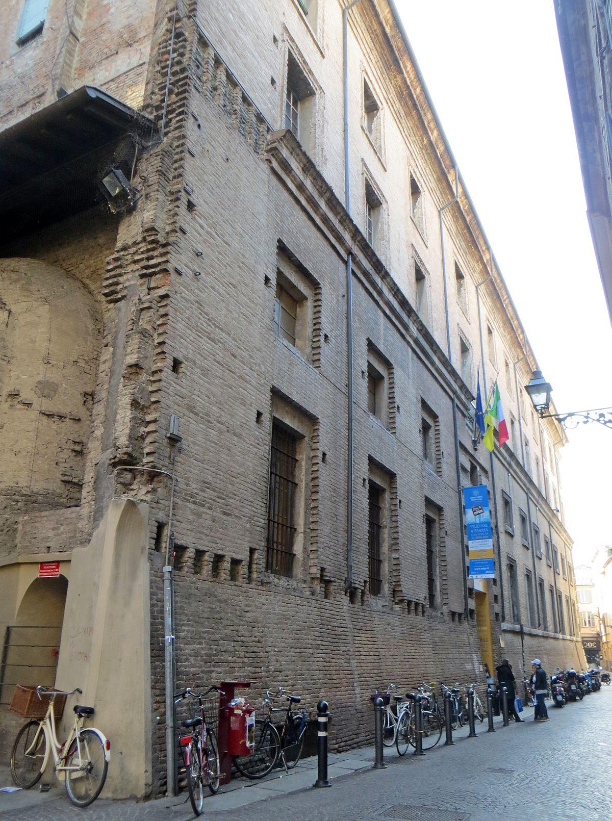Palazzo dellUniversit Parma  Wikipedia