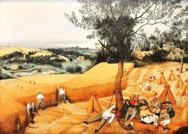 De Oogst Bruegel - Wikipedia