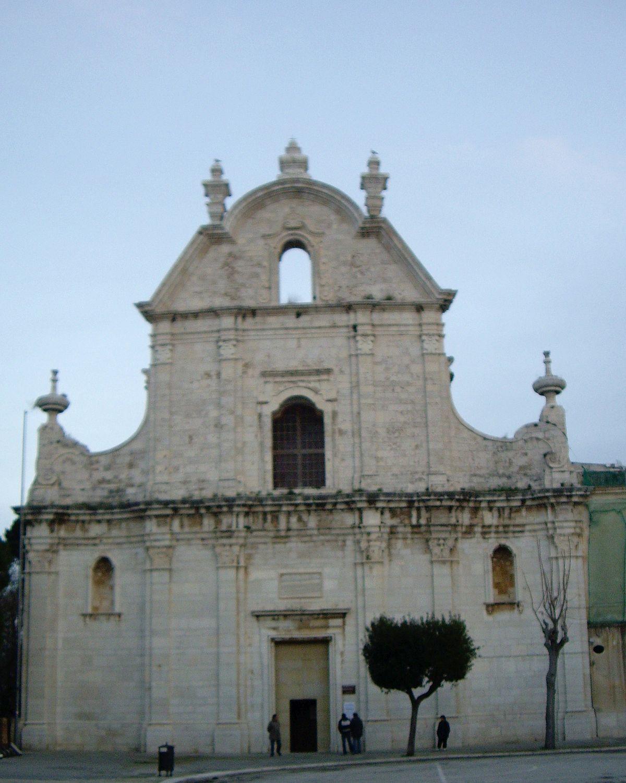 Chiesa di San Domenico Trani  Wikipedia