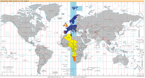 UTC+1 - 維基百科,自由的百科全書